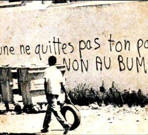 Nous avons cassé nos frères du BUMIDOM par Yves-Léopold MONTHIEUX