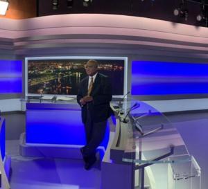 Serge Bilé ne présentera plus le journal télévisé de Martinique première en septembre !