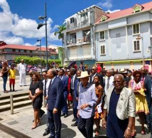 Qui porte encore le chapeau en Martinique ?