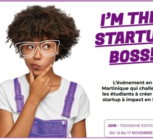 « I am the startup Boss » (ITSB) de MartiniqueTech en Martinique depuis dimanche 10 novembre.