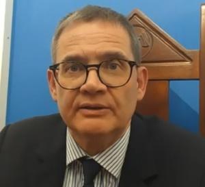 Jean-Philippe HUBSCH le Grand Maître de l'ordre des francs-maçons du Grand Orient de France est en Martinique