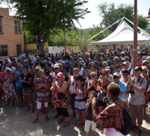 SAINTE ANNE /  Carnaval gros succès du Festi Déboulé