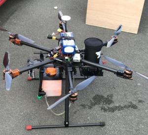 """Le  Conseil d'État a demandé à l'État de cesser """"sans délai"""" l'usage de drone à Paris."""