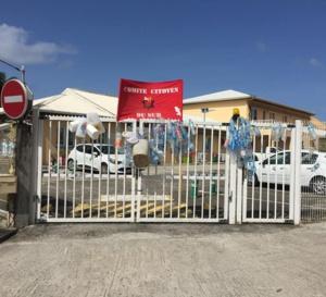 """Martinique - Société- A défaut d'eau, l'espace Sud a été """"plastiqué"""" !"""
