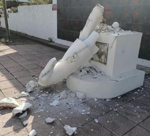 Suite à le destruction des statues de Victor Schoelcher, un communiqué du Parti Progressiste Martiniquais