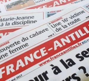 France Antilles Papier de retour dans les kiosques la semaine prochaine !