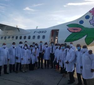 Médecins cubains... Un furoncle qui n'a pas encore rendu tout son pus !