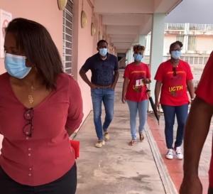 La page sociale du jour : Vedette Madinina et Hôpital de Trinité