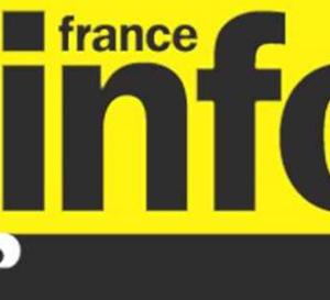 Lu pour vous / FRANCEINFO : 2 eme radio la plus écoutée en Ile de France