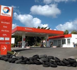 Cette grève d'essence un vrai coco makac pour les patrons des stations-services.