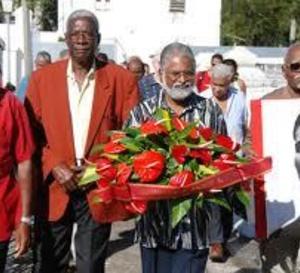 Commémoration du 80e anniversaire de l'assassinat d'André ALIKER. (Une page de l'histoire de notre pays)