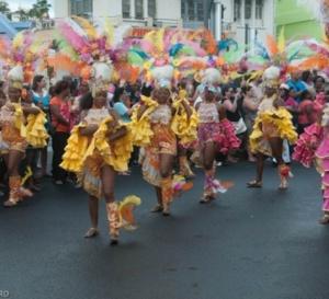 Carnaval 2014 çà roule pour Rivière Pilote