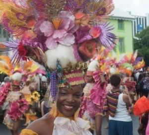 Les photos du comité de carnaval de Rivière Pilote