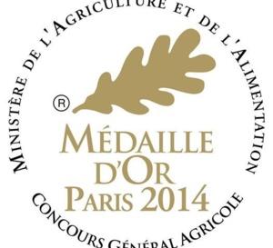2 médailles d'or pour Rhum Damoiseau.