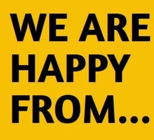 Après happy la fete ,happy jeune voici happy work but only services. On attend déja la réaction des entreprises de production.