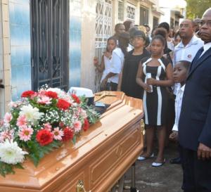 Funérailles d'Annie Aumis - jeudi 31 décembre 2015