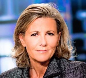 L'ancienne journaliste vedette devrait recevoir une somme située entre 2,2 et 3,5 millions d'euros