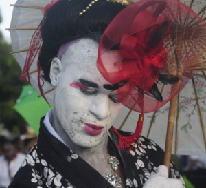 Carnaval du Lamentin. un vrai BIG BRANLEBAS
