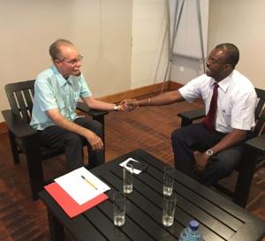 Guadeloupe Martinique : Une rencontre en toute simplicité.
