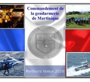 Présentation du bilan de la sécurité 2015 en Martinique, demain, vendredi 11 février 2016 à 10h.