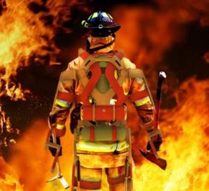 Alfred MARIE JEANNE remplit les cuves des sapeurs pompiers !