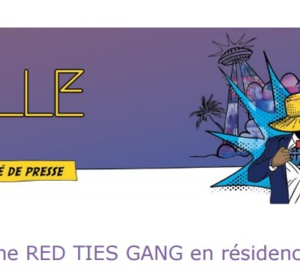 PAILLE & the RED TIES GANG en résidence d'artistes