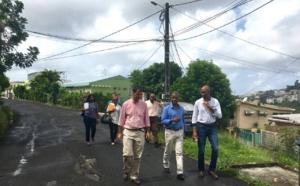 Francis CAROLE est-il déjà en campagne sur Fort de France : Législative ou Municipale ?