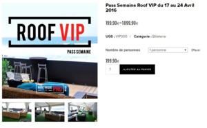 Martinique Surf Pro un pass VIP à 200 euros