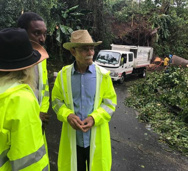 LU POUR VOUS / [Maria Irma José] La déclaration de catastrophe naturelle sera signée