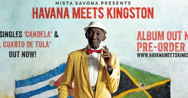Havana Meets Kingston... Découverte du weekend: un concept qui fait rêver  !