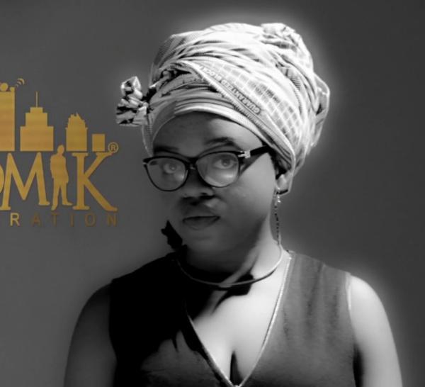 Milly Parkeur remporte le trophée de meilleur artiste hip hop féminin aux fusions hip hop Golden Mic !