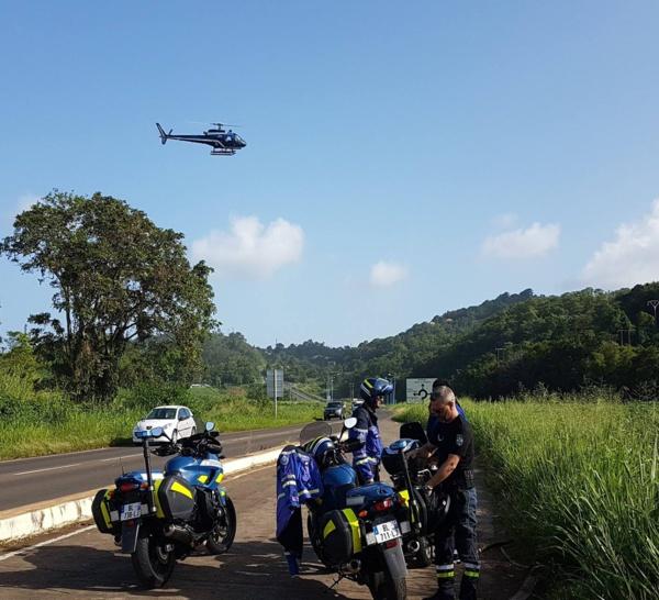Martinique et ailleurs: Infraction avec un véhicule de l'administration ou de l'entreprise