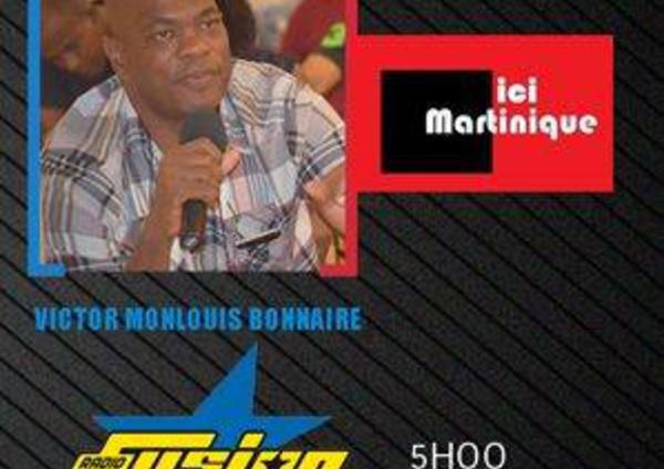 Editorial du Jour / Le partenariat Radio Fusion Icimartinique.com accouche d'une web radio 100% infos Martinique