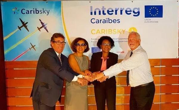 """Désormais il sera possible de se déplacer """"partout"""" dans les Petites Antilles avec un seul billet d'avion."""
