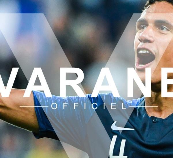 Qui est Raphael Varane ? Ce Martiniquais champion du monde  de football.