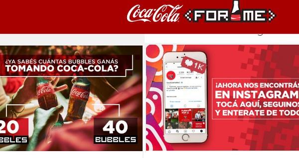 Coca Cola a lancé sa radio : COCACOLA.FM