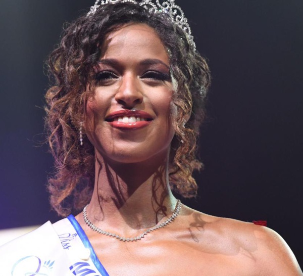 Miss France Annabelle Varane, la sœur de Raphaël, élue Miss Nord-Pas-de-Calais.