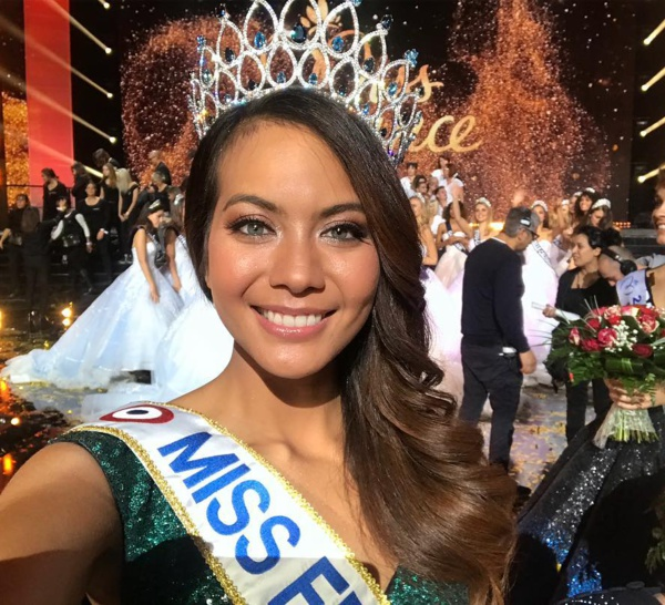 Miss France 2019  Vaimalama Chaves est magnifikkkk...
