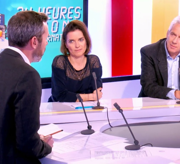Alfred Marie-Jeanne ne répond pas aux médias en Martinique, mais fait les plateaux parisiens.