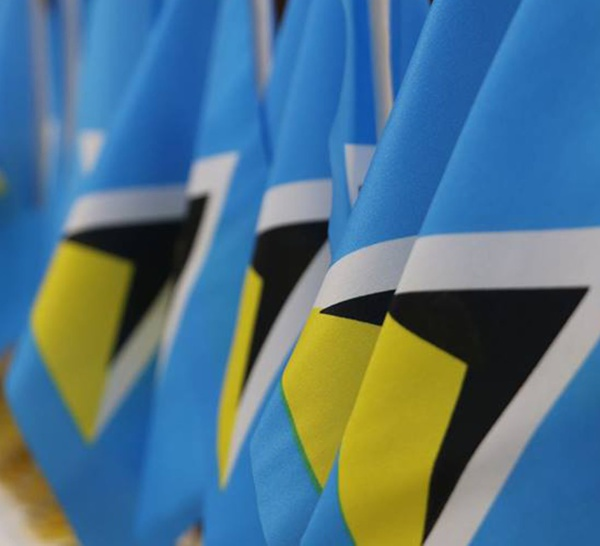 Happy Independence St Lucia !