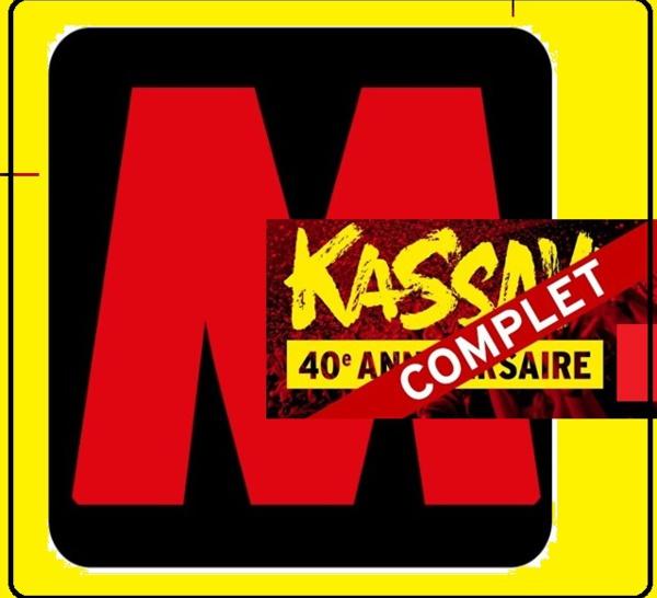 Martinique 2019 / KASSAV TOUR 40 ANS / J - 4
