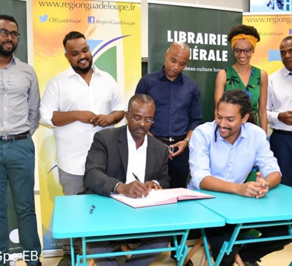 Caribbean Culture House Nouvelle Librairie Générale en Guadeloupe.
