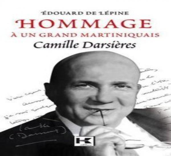 HOMMAGE À CAMILLE DARSIÈRES Par Edouard Delépine