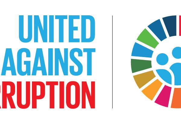 La lutte anti-corruption dans le monde, pour un développement durable,  a son logo !
