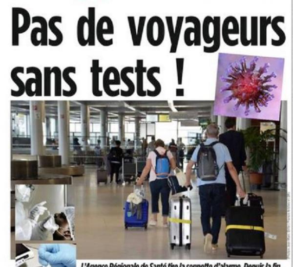 Martinique- Martinique / France-Antilles...Et le trait d'union est en érection !