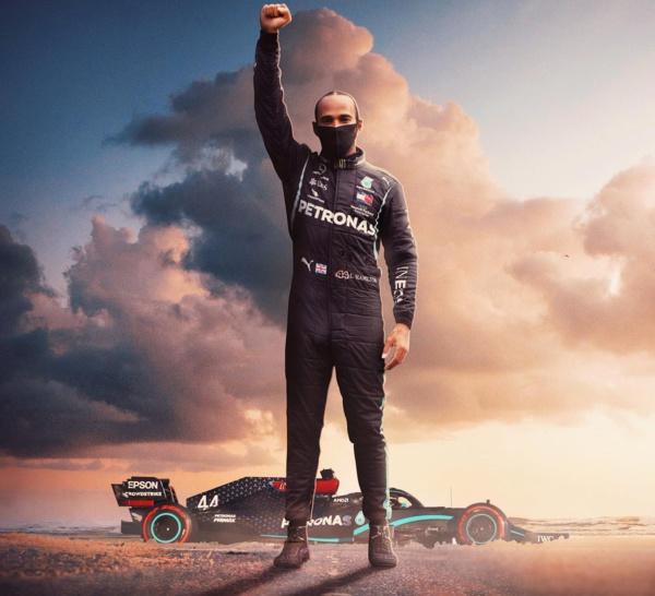Lewis Hamilton a dit : Beaucoup m'ont dit que mon rêve était impossible, pourtant me voici .