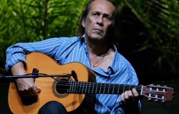 L'un des meilleurs guitaristes flamenco au monde est mort: Paco de Lucía, de son vrai nom Francisco Sánchez Gomez!