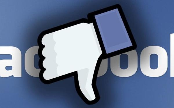 Facebook : Bientôt un bouton pour faire taire les bavards.