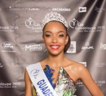MISS GUADELOUPE 2018 POUR MISS FRANCE 2019 .