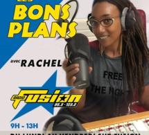 Rachelle la nouvelle voix de Radio Fusion